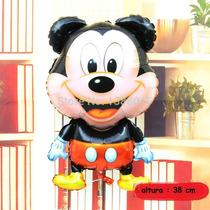 Globos Minnie - Mickey Lote X 10 Unid- Con Regalo