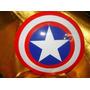 Escudo Del Capitan America De Marvel