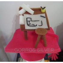 Gorro De Egresados - Cotillon Goma Espuma