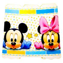 Cotillon Infantil Mickey Y Minnie Bebe. Licencia Original