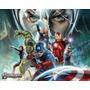 Avengers, Combo 20 Chicos Con Regalos