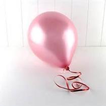 Globos Perlados X 100 -12 Pulg Cotillon Cumpleaños 15 Años