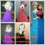 Piñatas Princesas, Frozen, Monster De 85 Cm!!!!