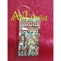 Bolsitas Monsters High, Personalizadas