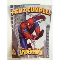 Kit Cumpleaños Del Hombre Araña $ 185 En La Zona De Belgrano