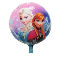 Globo 45cm Pack X15 Frozen-minnie-spiderman-henry-peppa Pig