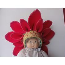 Gorro De Goma Espuma Cotillón Disfraz: Flor