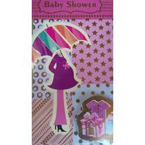 Cotillón Combo Kit Fiesta De Baby Shower