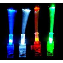 Anillo Luminoso Con Fibra Optica