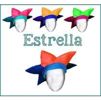 Gorro Para Fiesta Estrella Pack X10 Cotillón Pucci