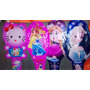Globos Metalizados Princesas Mickey Frozen Ben10 Minie Kitty