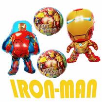 Globo Iron Man Marvel Gigante Caminante Cuerpo