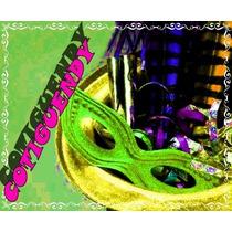 Combo 275 Art Cotillon Carioca , Luminoso Y Fluor (75 Pers)