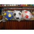 Piñata Pelota Futbol - River Boca Racing Velez Chicago Todos