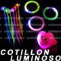 Cotillon Luminoso Combo 10 Chicas Nenas Fiestas Cumpleaños