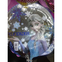 Globos Disney 9 Pulg Frozen Monster High Souvenirs Cotillon