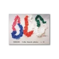 Collar Hawaiano Plastico Comun/fluor