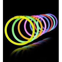 Combo Luminoso Cotillon Pulseras Vinchas Anillos 375 Art!!!!