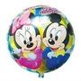 Globo Mickey Bebe, Peppa Pig, Frozen, Princesas, Cars, Araña