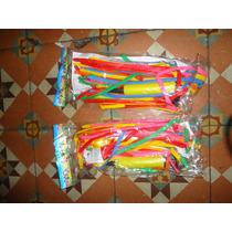 Sets De Globos Con Inflador + Cornetas X 50!!miralasssssssss