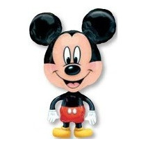 Globo Caminante Mickey - Minnie Cabezon
