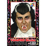 Peluca Vampiro Conde Dracula Terror Cumple Tematica Disfraz