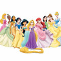 Cotillon Infantil Princesas Productos Oficiales Disney!