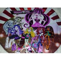 Globos Metalizados De Monster High De 18 (45cm)