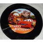 Globos Metalizados Cars Souvenirs Cumpleaños Cotillon