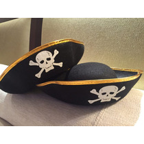 Sobrero Piratas Niños