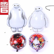 Globo Big Hero 6 Gigante Caminante Disney Minnie Michey