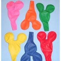 Globos Mickey!!! Colores Surtidos