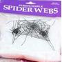 Telaraña Artificial + 2 Arañas Ideal Ambientación Halloween
