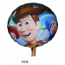 Globo Metalizado Toy Story Michey Minnie Frozen Hombre Araña