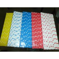 Sorbetes De Papel X 10 Unidades