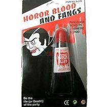 Halloween Sangre Artificial