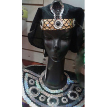 Set Faraon + Cleopatra Eco $550 Casamiento ,cotillon,disfraz