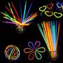 360 Un. Pulseras Luminosas Químicas. Glow Stick. Preciox 360