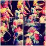 Vinchas Con Flores Cotillon Fiesta Casamiento 15 Años