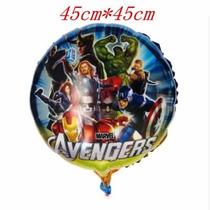 Globo Metalizado Vengadores Marvel X50 Souvenir Deco