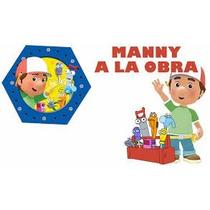 Cotillón De Cumple De Manny A La Obra Para 30 Chicos