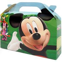 Mickey Bolsita Valijita Golosinera Souvenir Infantil X 10 Un