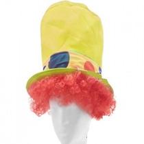 Sombrero De Payaso Con Pelo