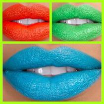 5 Labiales Fluor Lo Ultimo En Make Up Para Todo Evento