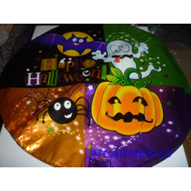 Globos Metalizados Happy Halloween