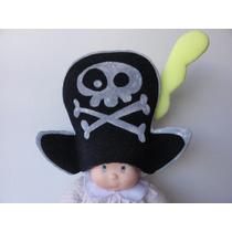 Gorros Cotillón Disfraz Personaje Jake Y Los Piratas...