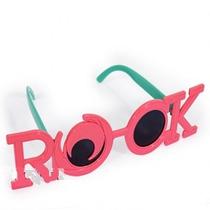 Anteojos De Cotillon Rock