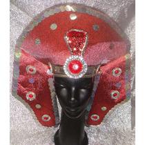 Gorro Faraon De Lujo Ideal Casamiento,disfraz ,fiestas