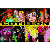 Combo Cotillón Carioca 100 Pers. Fiestas Casamiento 15 Años