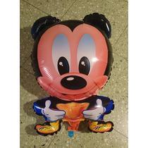 Globos Con Forma 65 Cm Mickey Aire O Helio
